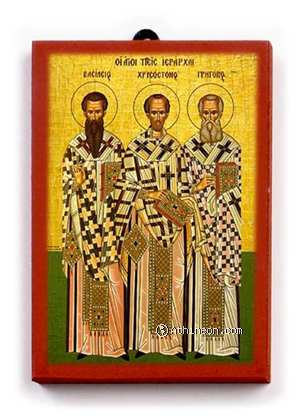 Holy Hierarchs