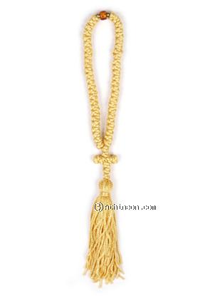 Yellow Prayer Rope